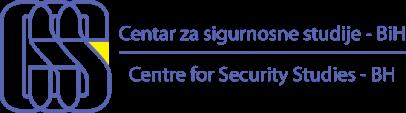 Centar za sigurnosne studije – BiH | Centre for Security Studies – BH logo